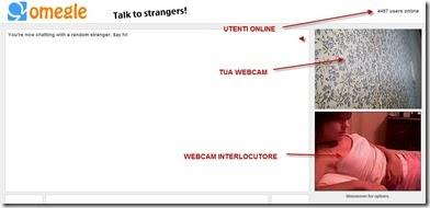 sesso con sconosciuti chat gratis e senza registrazione